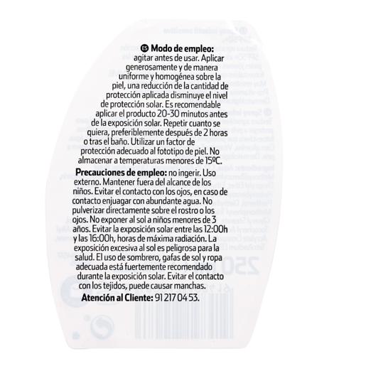 BONTÉ Spray Solar Kids Peles Sensíveis SPF50+ 250 ml