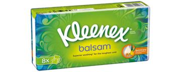 Kleenex balsámicos 10 ud