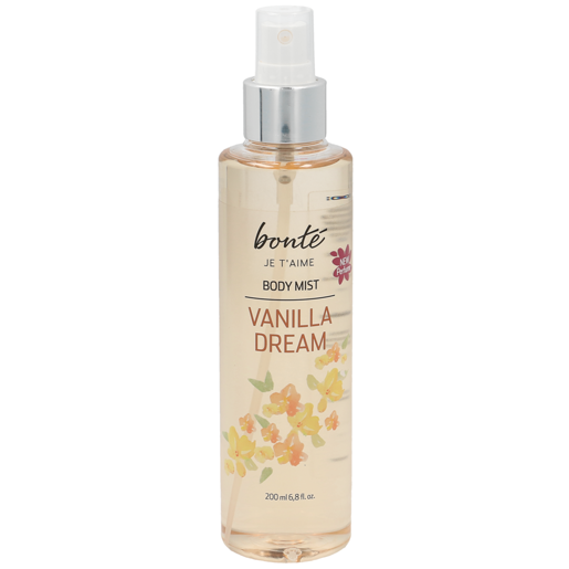 BONTÉ Body Mist Vanilla Dream 200 ml