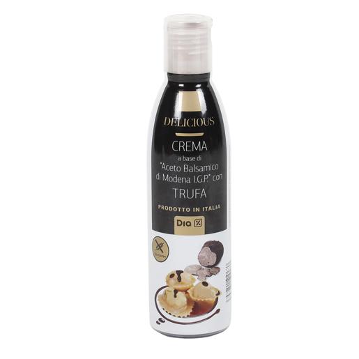DIA DELICIOUS Creme Vinagre Balsâmico Trufa 250 ml