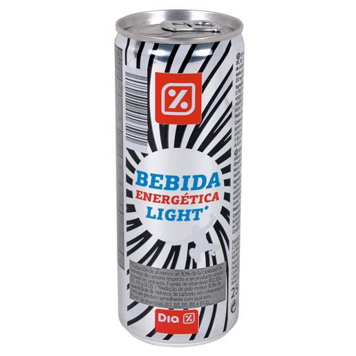 DIA Bebida Energética Light 250 ml