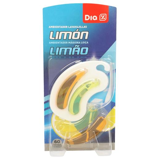 DIA Ambientador Máquina De Loiça Limão 2 un