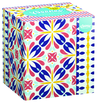 Pañuelos collection 2 capas Kleenex 56 ud